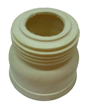 Dux Centreflush 40mm Flushpipe Connector