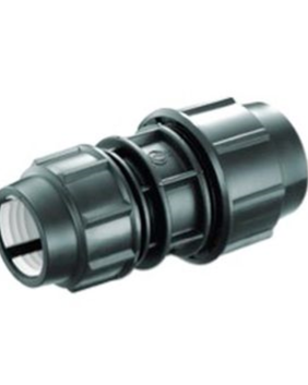 MACFLO COMPRESSION REDUCING STRAIGHT COUPLING