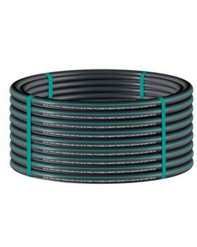 32mm MDPE Greenline Flexible Medium Density Polyethylene Pipe 6.3 Bar