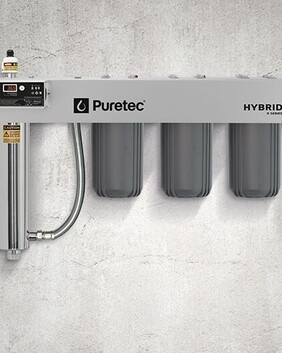 Puretec Hybrid R10 UV Water Treatment System