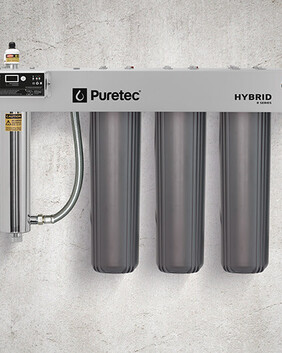Puretec Hybrid R11 UV Water Treatment System