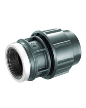 MACFLO COMPRESSION FEMALE COUPLING
