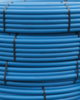 25MM BLUE MDPE MEDIUM DENSITY POLYETHYLENE