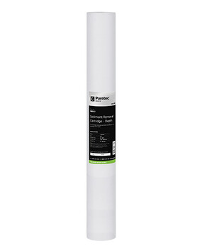 "MB SERIES STANDARD 2.5"" X 20'' LONG MELT BLOWN SEDIMENT FILTER CARTRIDGE"
