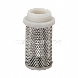 STAINLESS STEEL FOOT VALVE SCREEN