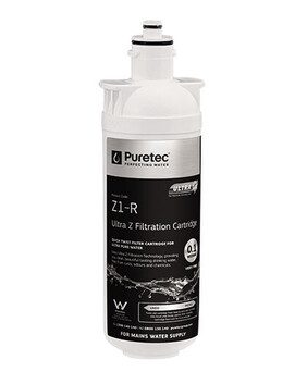 Puretec Z1-R Quick Twist Replacement Water Filter Cartridge